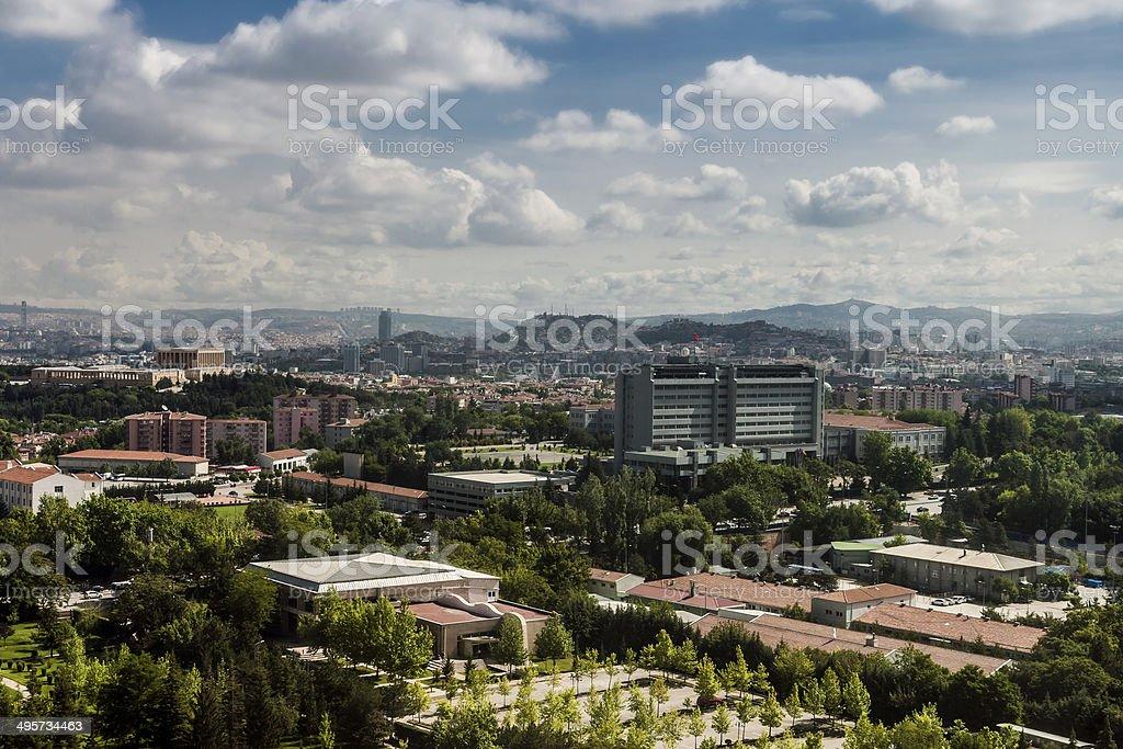 Ankara, Turkey stock photo