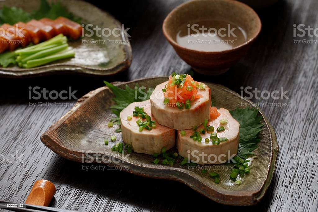 Ankimo stock photo