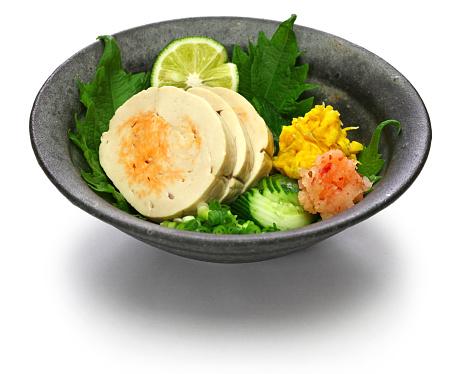 istock ankimo, steamed monkfish liver, japanese cuisine 1249596066