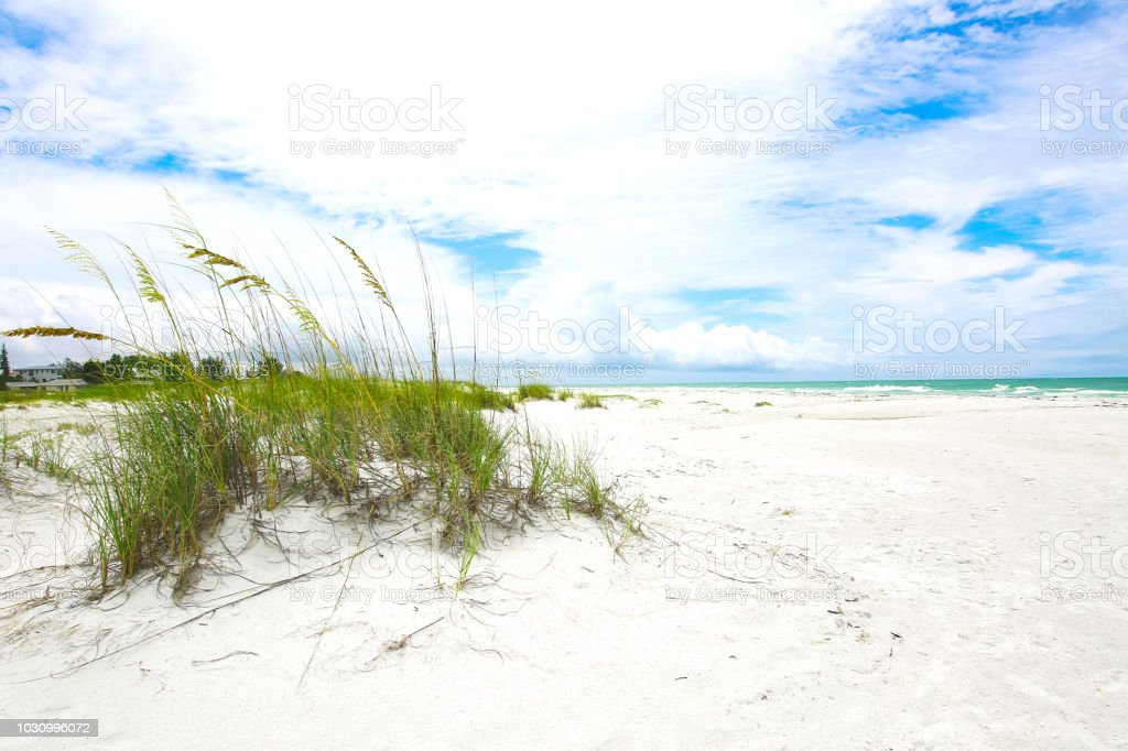 Anna Maria Island Florida stock photo
