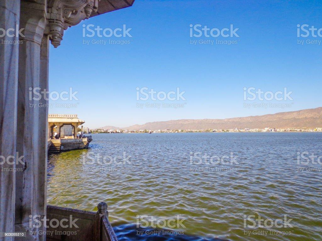 Anna sea stock photo