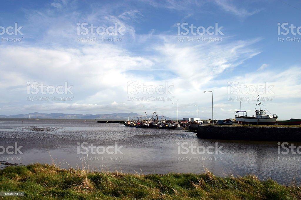 Annagassan, Ireland stock photo