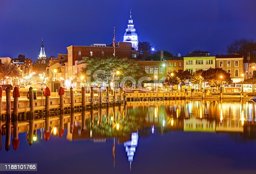 istock Annapolis, Maryland 1188101765