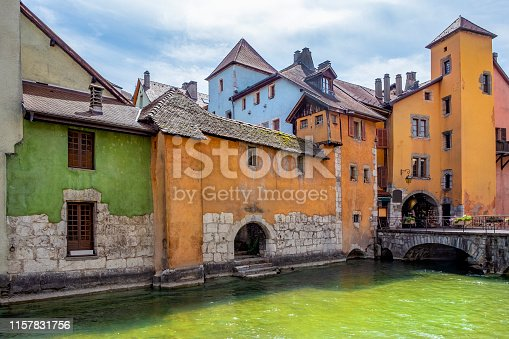 istock Annecy, France 1157831756