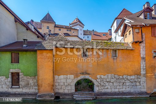 istock Annecy, France 1157832837