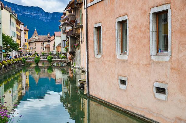 annecy, france - palais buccal photos et images de collection