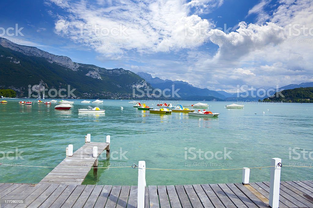 Lac d'Annecy - Photo