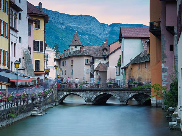 Annecy stock photo