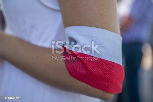 istock Anniversary of the Warsaw Uprising 1126801567