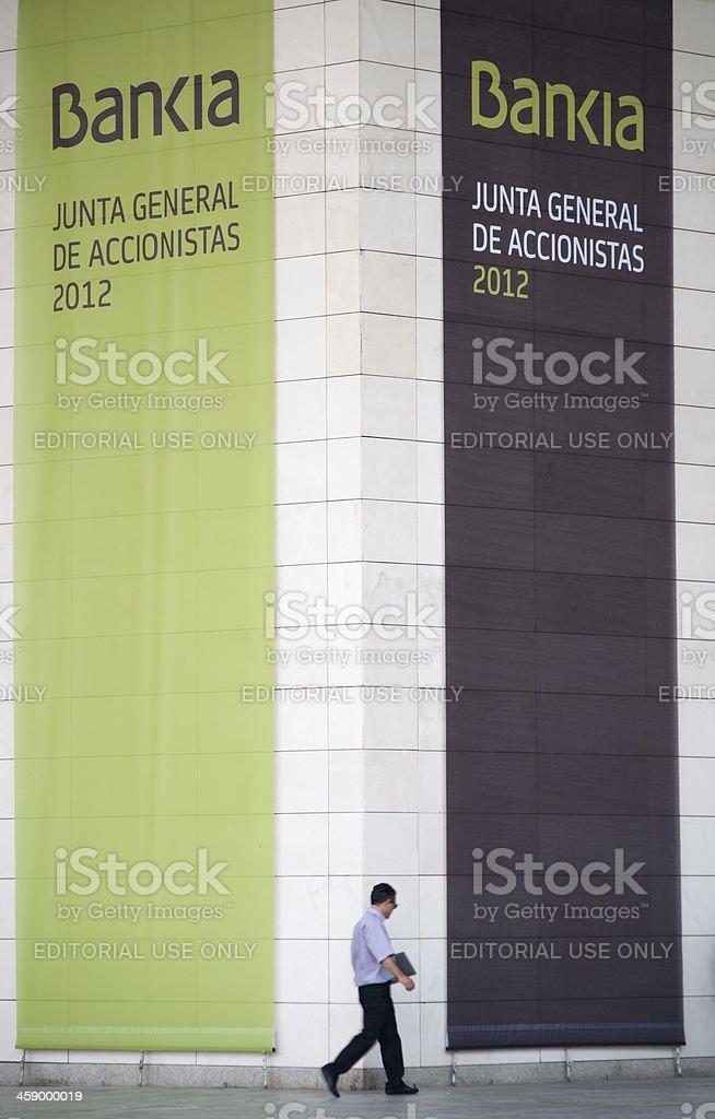 Annual reunión - foto de stock