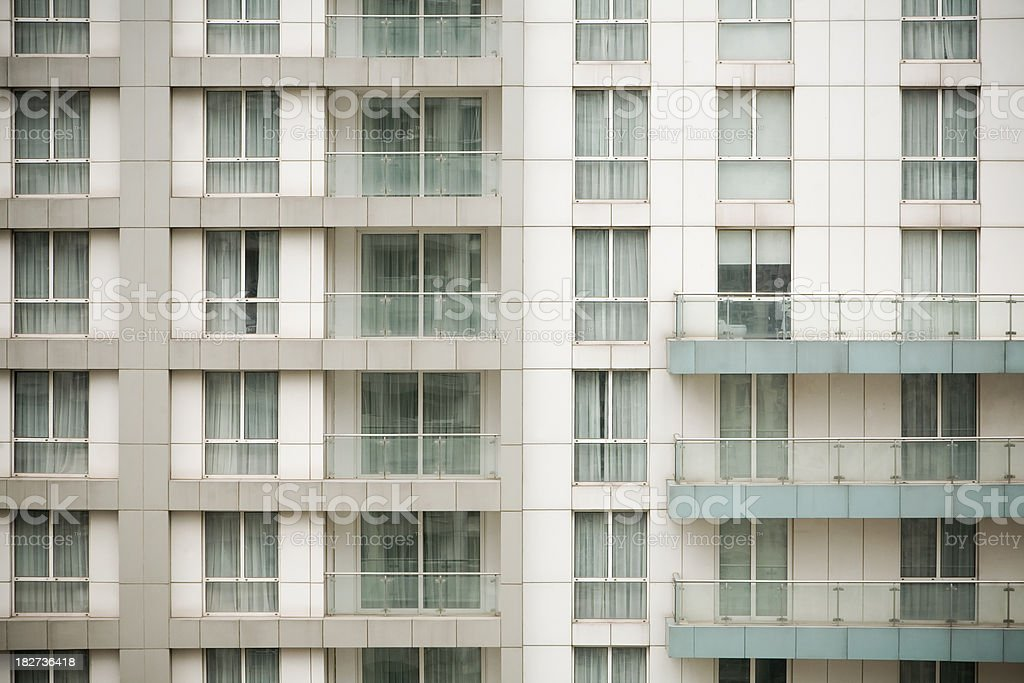 anonymous building royalty-free stock photo