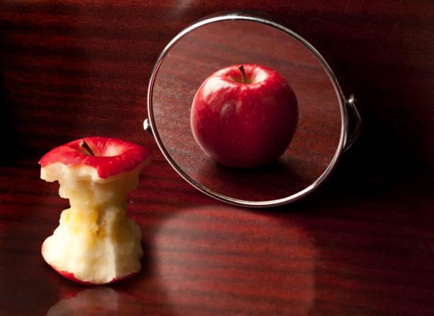Anorexia Nervosa stock photo