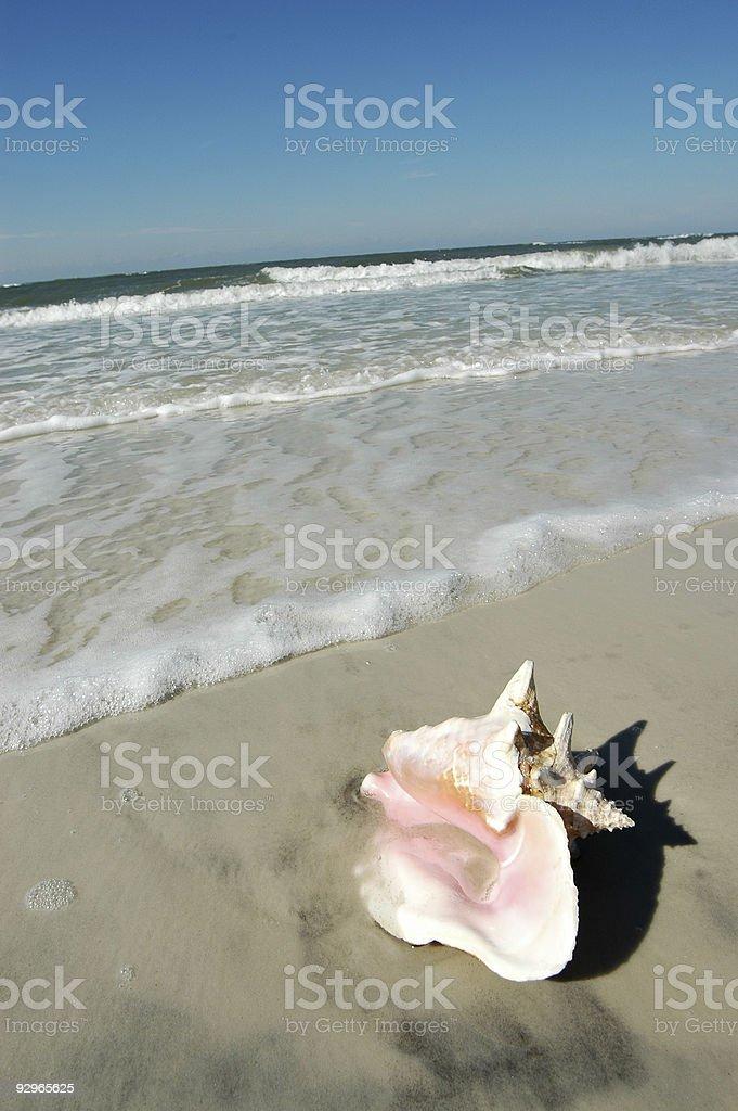 Another Beach Scene 5 stock photo