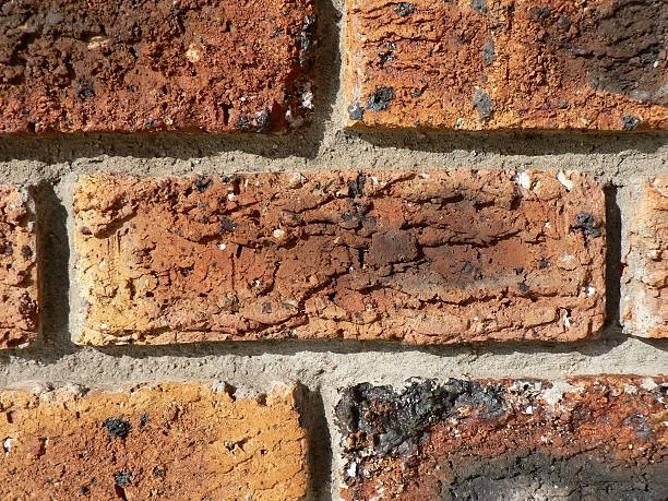 Another Brick in the Wall stock photo