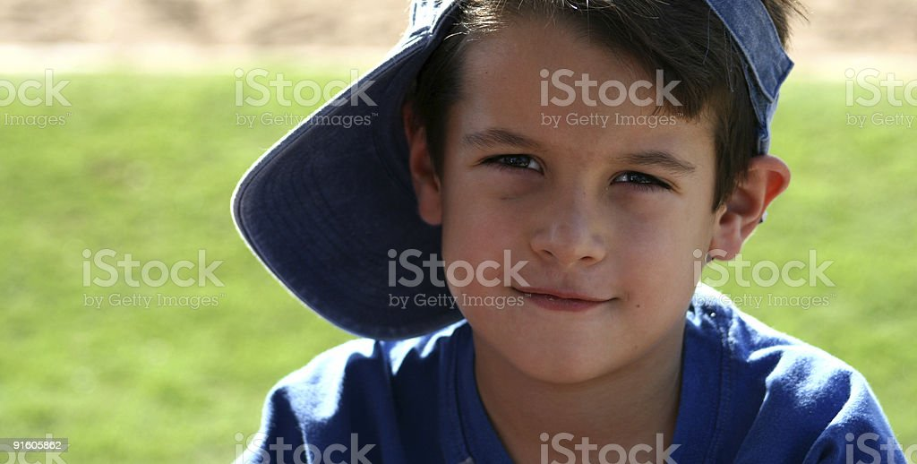 Another Cute Kid royalty-free stock photo