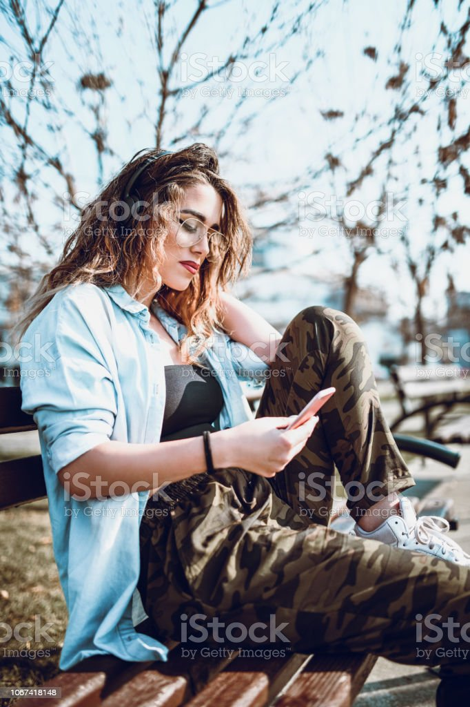 Another Depressing Autumn Day stock photo