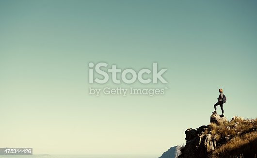 istock Another goal conquered 475344426