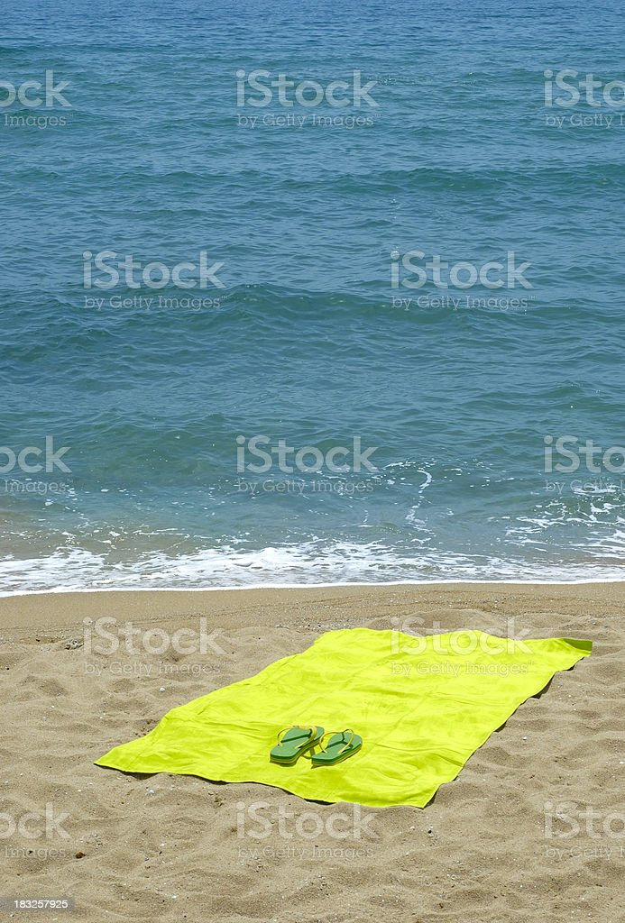 Another summer royalty-free stock photo