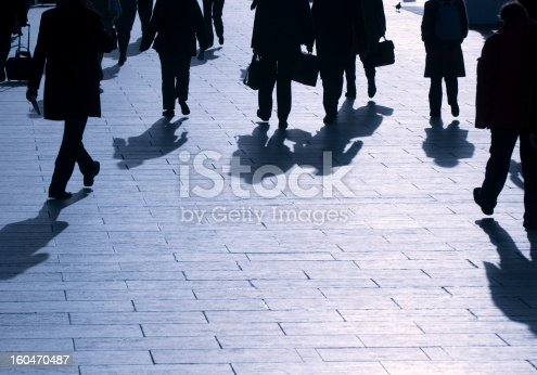 istock Another working day 160470487