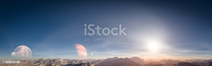 istock Another World 1183949188