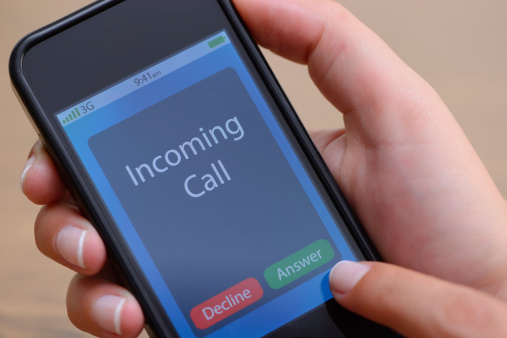 how to get someone to answer the phone