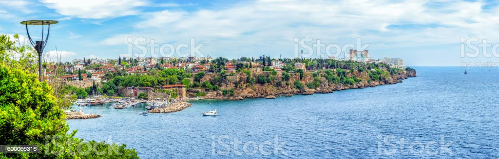 Antalya City stock photo