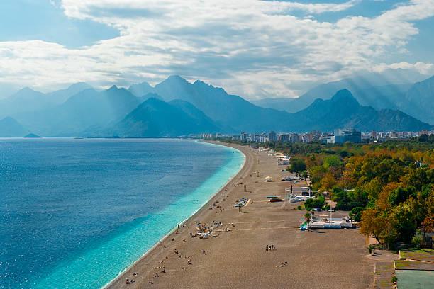 Antalya stock photo