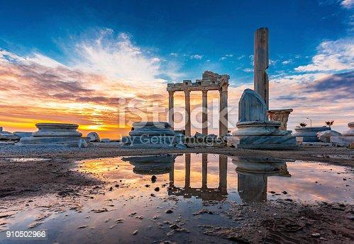 istock Antalya Province in Turkey 910502966