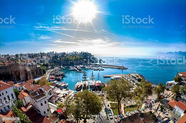 Antalya-Old Town-Harbor