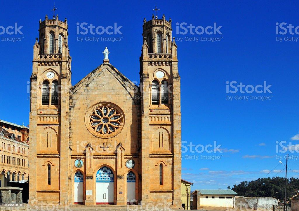 Antananarivo, Madagascar: Andohalo Cathédrale - Photo