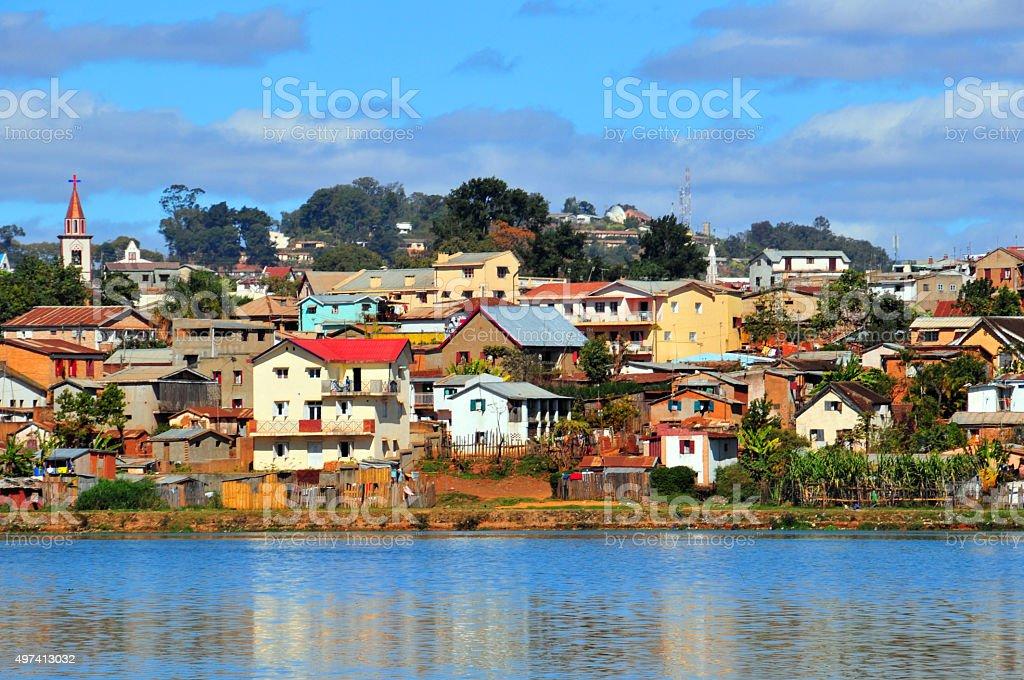 Antananarivo, Madagascar: Lac Masay - Photo