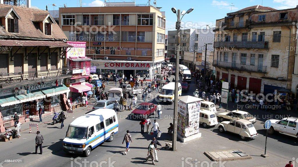 Antananarivo. Madagascar - Photo