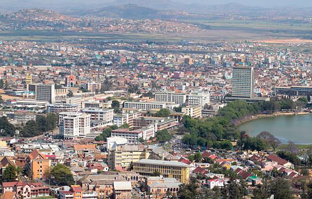 Antananarivo stock photo
