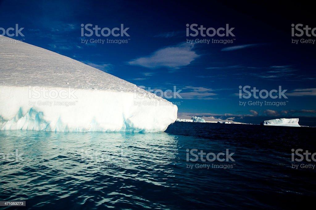Antarctic Beauty royalty-free stock photo