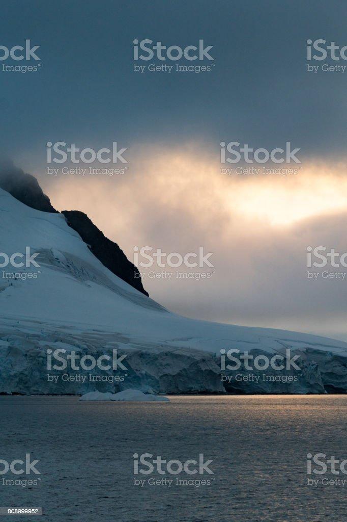 Antarktis Blizz – Foto
