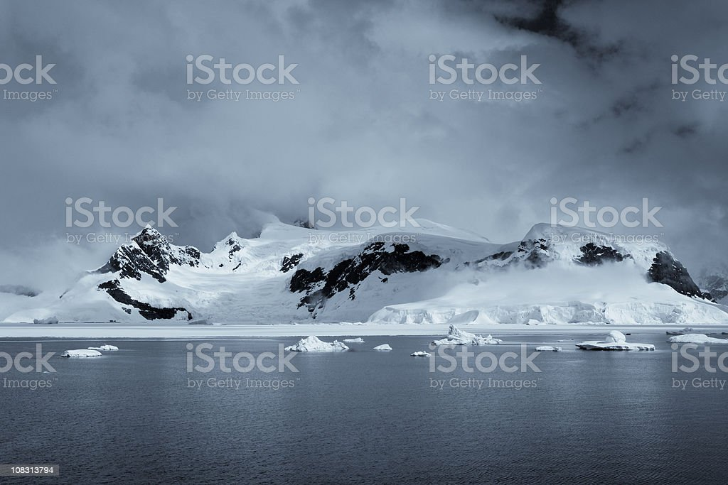 Antarctic Wilderness royalty-free stock photo