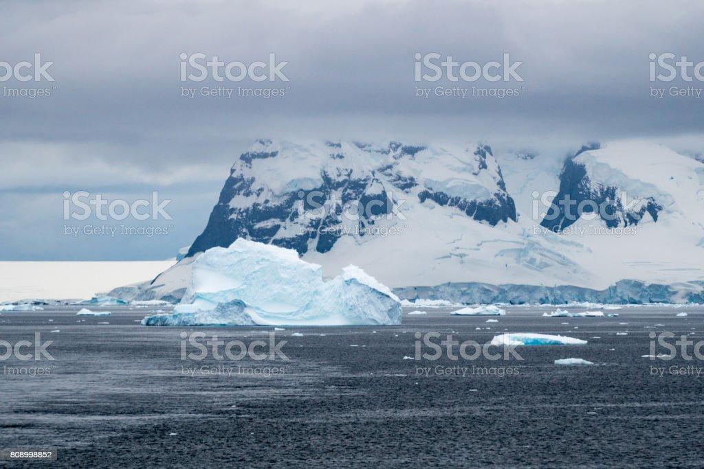 Antarktis-Wunderland – Foto