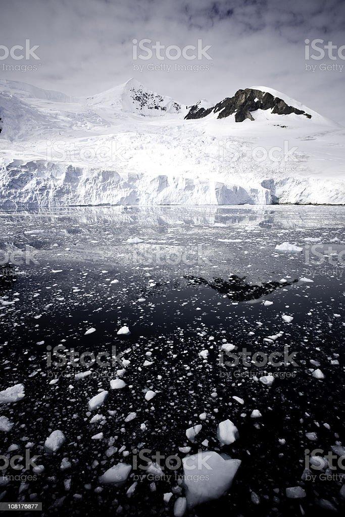 Antarctica Impression royalty-free stock photo