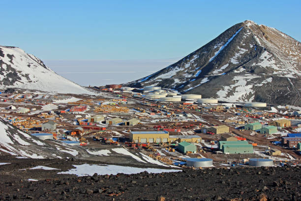 Estrecho De Mcmurdo - Banco de fotos e imágenes de stock - iStock