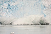Global warning in Antarctica