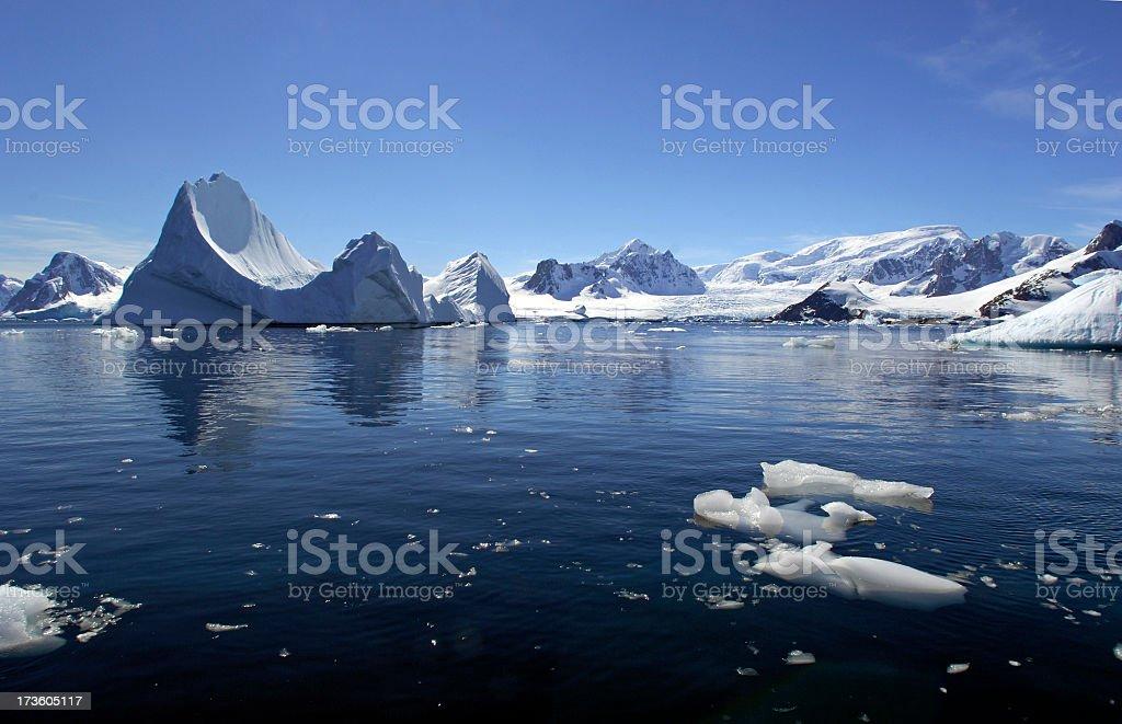 Antarctica royalty-free stock photo