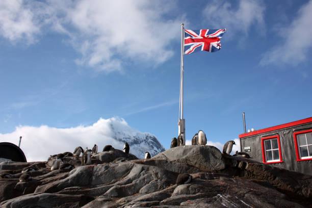 Antarktis-Port Lockroy – Foto