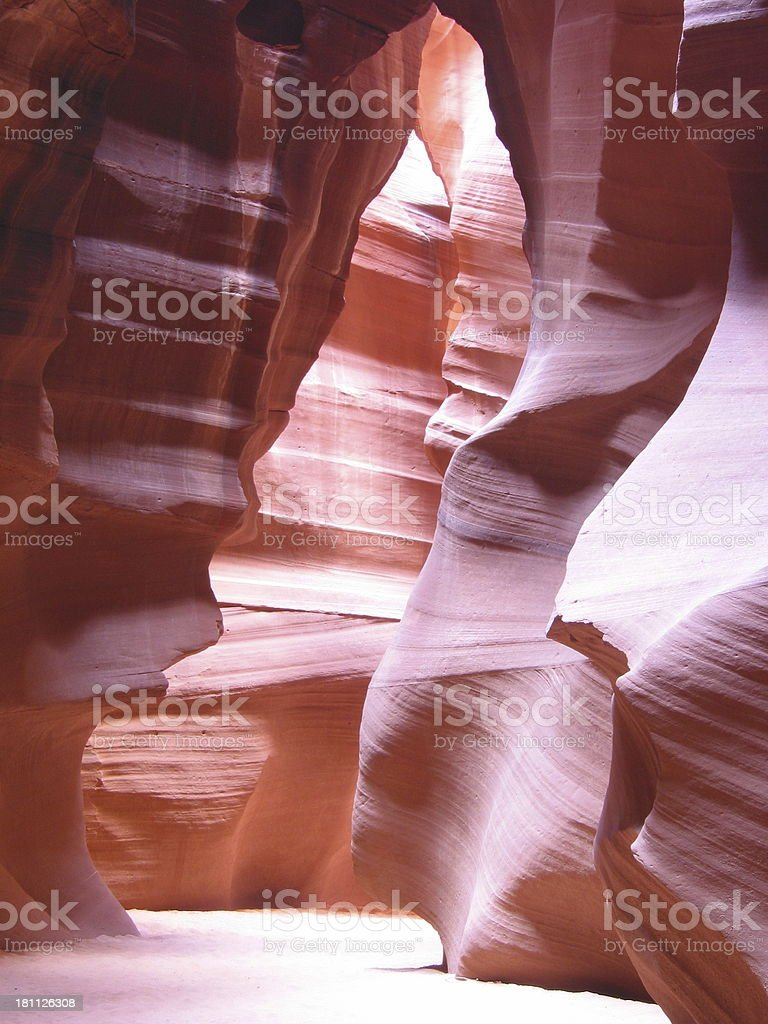 Antelope Canyon 2 royalty-free stock photo