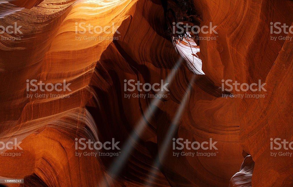 Antelope Canyon 8 royalty-free stock photo
