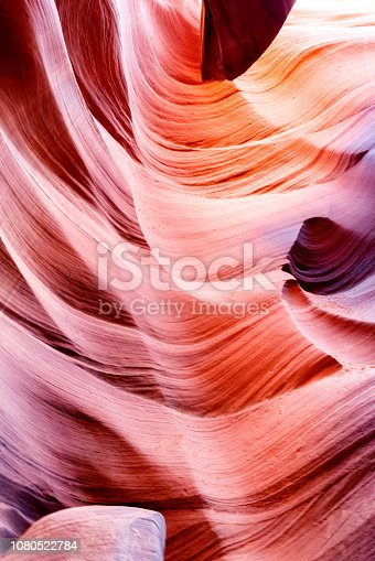 807387518 istock photo Antelope Canyon In The Middle Of The Afternoon 1080522784
