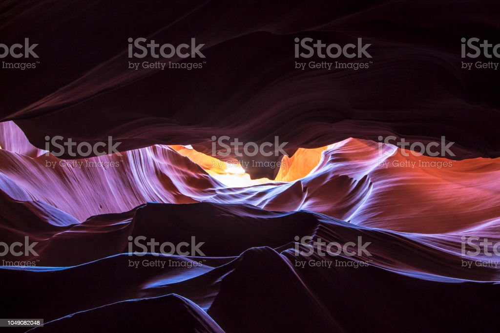 Antelope Canyon Monument Valley – Foto