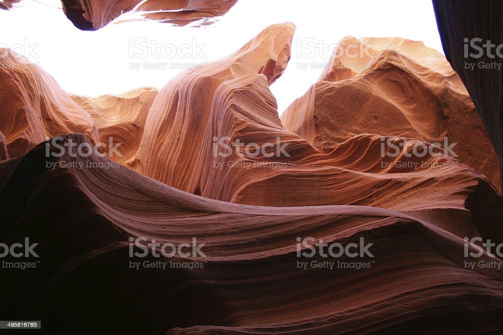 Antelope Canyon – Foto
