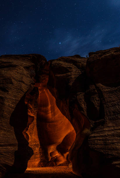 antelope canyons 2018 - upper antelope canyon stock photos and pictures