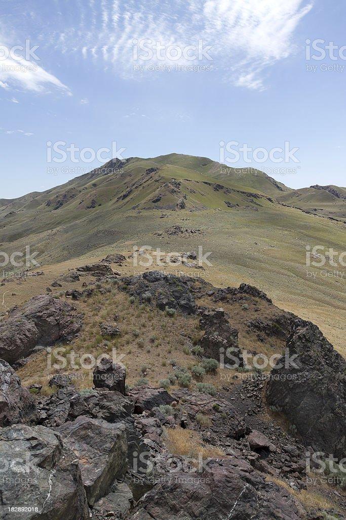 Antelope Island royalty-free stock photo