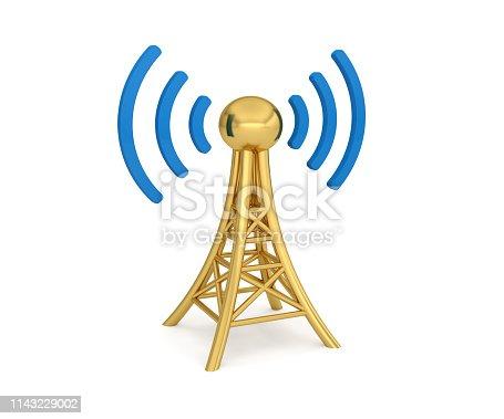 istock antenna network 3G 4G 5G wireless transmission 1143229002